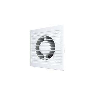 Вентилятор Auramax D100 A 4S C с обр клапаном, антимоскитной сеткой AURAMAX