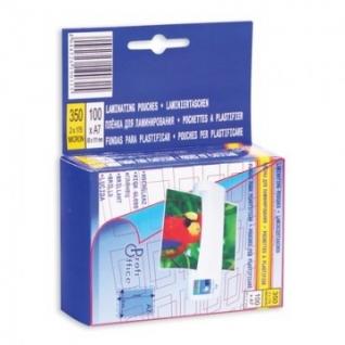 Пленка для ламинирования ProfiOffice 80х111, 175мкм 100шт/уп.