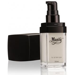 Manly - Сияющий гелевый хайлайтер Manly PRO 01 /жемчужное золото/
