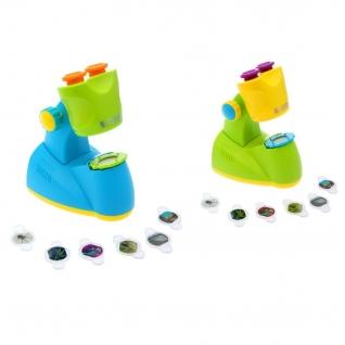 """Обучающая игрушка """"Микроскоп"""", 7 предметов"""