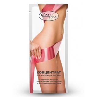 Концентрат-пропитка для похудения и борьбы с целлюлитом Slim&Shape, Gezatone (Саше 20 мл)