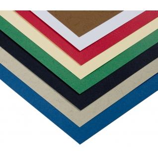 Обложки для переплета картонные ProfiOffice белые кожаА3,270г/м2,100шт/уп.
