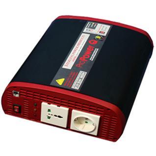 Преобразователь напряжения автомобильный Sterling Power ProPower Q1800 I241800(24В > 220В, 1800Вт) (+ Набор предохранителей в подарок!)
