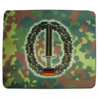 Made in Germany Коврик для мыши Flecktarn KSK