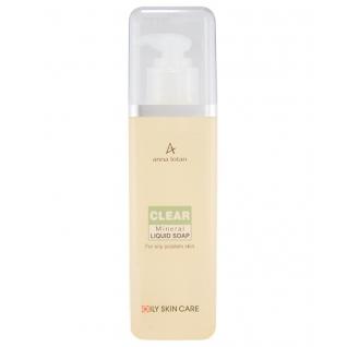 Anna Lotan Clear Mineral Liquid Soap - Гигиеническое минеральное мыло для жирной и проблемной кожи