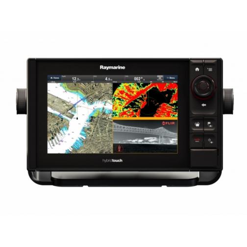 Эхолот-картплоттер Raymarine eS98 Hybridtouch Wi-Fi, DownVision (E70275) 36973809