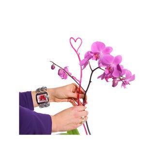 Опора декоративная для орхидей Soendgen, розовый