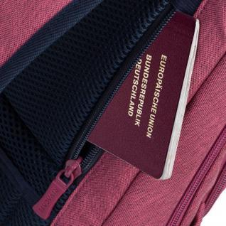 Рюкзак для ноутбука RIVACASE 7760 red 15.6 / 6(7760 red)