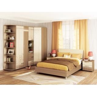 Витра Спальня Бриз 3
