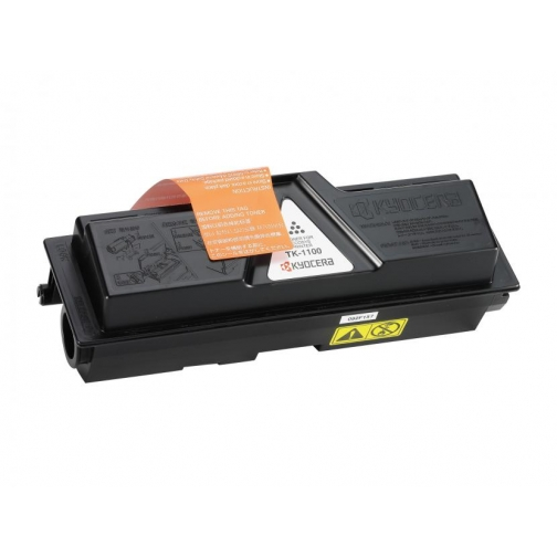 Картридж TK-1100 для Kyocera FS-1024MFP, FS-1124MFP, FS-1110 (черный, 2100 стр.) 4458-01 851873 1