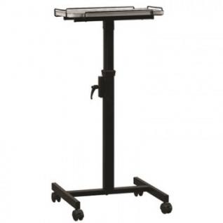Столик проекционный Lumien Vitel LTV-103,до 20кг,1 полка,колеса,мобильный