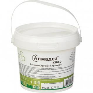 Хлорные таблетки Алмадез-Хлор 100 шт в упак.