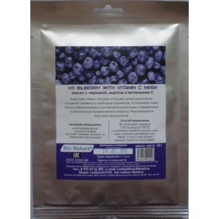 Н11 Восстанавливающая альгинатная маска черника + витамин С (25г)