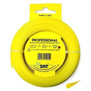 Леска для триммера 2.4 мм Круг (15 м) Professional SIAT (Италия) [556009]
