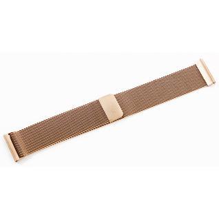 Ремешок из нержавеющей стали COTEetCI W20 MAGNET Band (WH5230-20-MRG) для Watch 20мм Розовое золото