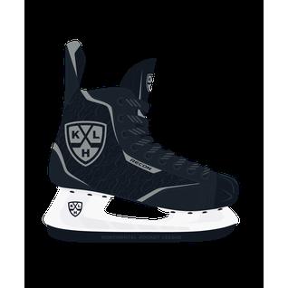 Коньки хоккейные кхл Recon размер 42 КХЛ