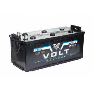 Аккумулятор грузовой VOLT STANDARD 6CT- 190.4 190 Ач (A/h) прямая полярность - VS 19011 VOLT VS 6CT - 190 N