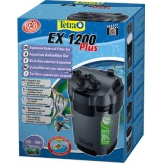 Фильтр внешний в аквариум Tetra EX1200 plus на 200-500л.,