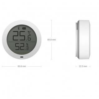 Датчик температуры и влажности Xiaomi MiJia Bluetooth Hydrothermograph LYWSDCGQ