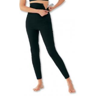 Антицеллюлитные брюки с эффектом сауны и высокой талией Turbo Bodyline (размер 4 (46-48))