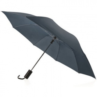Зонт складной Андрия, синий 906152