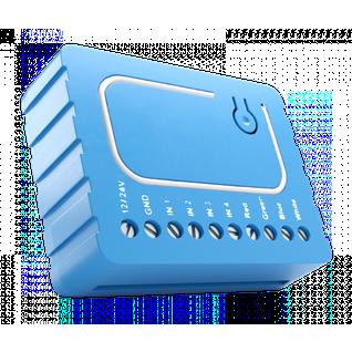 Встраиваемый модуль управления RGB/RGBW/LED-лентами, галогенными и LED-лампами Qubino RGBW GOA_ZMNHWD4