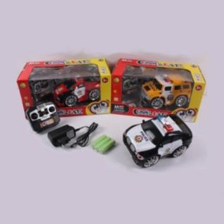 Полицейский джип р/у FullFunk (свет, звук, на аккум.) Shenzhen Toys