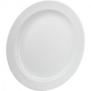 Тарелка мелкая,фарфор d=240 мм/ИТМ 03.240