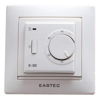 Eastec Терморегулятор EASTEC E -30 кремовый механический (Встраиваемый 3,5 кВт)