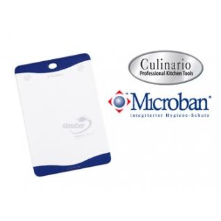 Кухонные разделочные доски Steuber GmbH Разделочная доска с антибактериальной защитой Microban® Белая NW-CBM-W