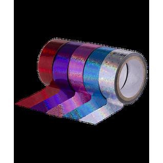 Скотч-лента для художественной гимнастики Amely Ags-301 20 мм*15 м, розовый