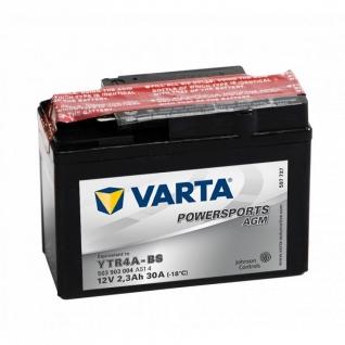 Аккумулятор VARTA AGM 503903004 3 Ач (A/h) -YTR4A-BS VARTA 503903004