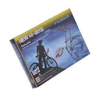 Крепление для велосипеда на заднюю дверь PERUZZO New Hi-Bike Peruzzo