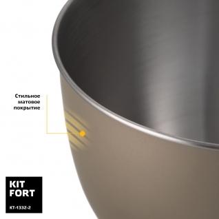 KITFORT Планетарный миксер «4 в 1» Kitfort KT-1332-2, античная бронза