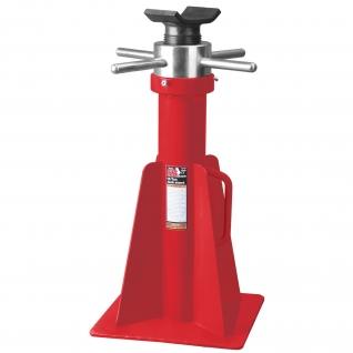 Подставка под а/м механическая винтовая 20т (h min 665мм, h max 1170мм) Big Red