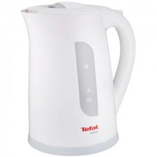 Чайник Tefal KO2701 Aqua 1.7л 2400Вт бел.