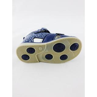 B-3164-С сандалии открытые синий BiKI 17-22 (22) Tom&Miki