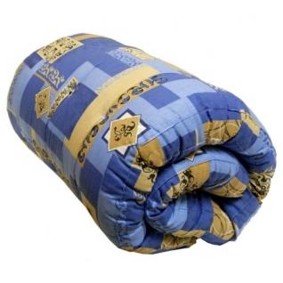 Матрас вата швейная Прима покрытие БЯЗЬ (100% хлопок) 160*190