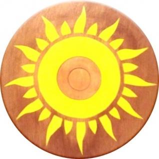 Круглый щит из бука, 35 см ЯиГрушка