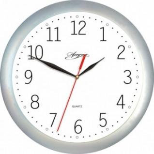 Часы Apeyron PL 01.006, бел., пластик, плавн. ход, круг.