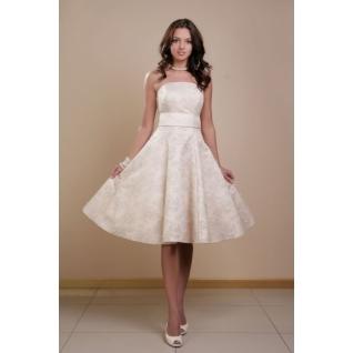 Платье свадебное  Короткие свадебные платья⇨Лана