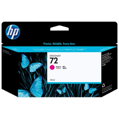 Картридж HP C9372A (№72) для HP Designjet T1100ps, оригинальный (пурпурный) 7478-01 Hewlett-Packard 851206