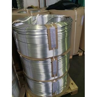 Трубы алюминиевые для кондиционеров .