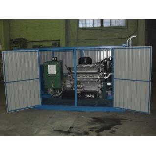 Дополнительные опция к контейнеру Бак топливный 400л  - с пополнением расходного бака