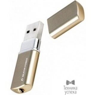 Silicon Power Silicon Power USB Drive 32Gb Luxmini 720 SP032GBUF2720V1Z USB2.0, Bronze