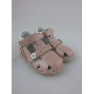 В-0503-В розовый, Туфли для девочки, р.21-26 (25) Tom&Miki