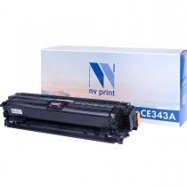 Совместимый картридж NV Print NV-CE343A Magenta (NV-CE343AM) для HP LaserJet Color Enterprise 700 M775dn, M775f, M775z, M775z+ 21697-02