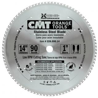 Пильный диск для сухого реза стали CMT 226.540.06H