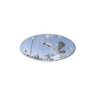 NorSap Фланец запасной для стойки из алюминия NorSap 2080 150 x 10 мм