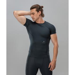 Мужская компрессионная футболка Fifty Intense Pro Fa-mt-0101, черный размер S